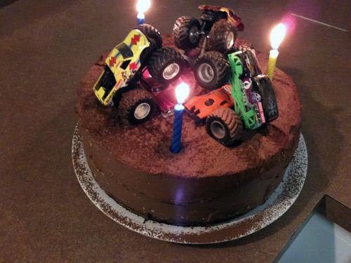 Birthday Cakes Macarthur ~ My awesome birthday cake tony reinke